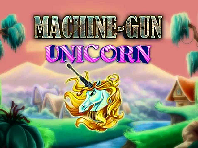 Machine Gun Unicorn от Genesis Gaming на сайте